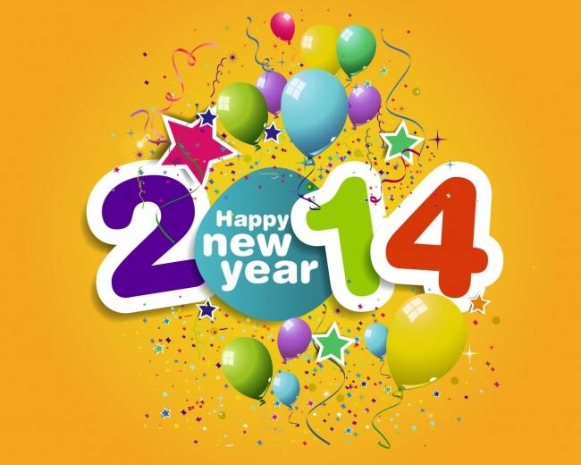 MarkDay.ru: С Новым 2014-ым годом!